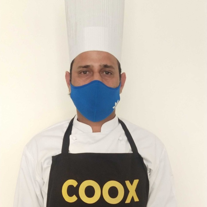 Cook profile