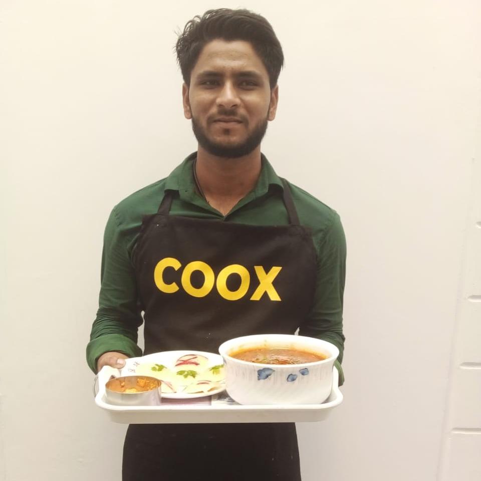 Cook profile