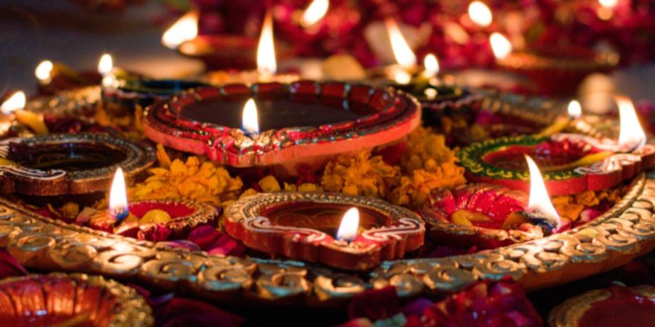 Diwali Party at Home